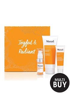 murad-free-giftnbspmurad-joyful-and-radiant-set-cnbspamp-free-murad-favourites-set