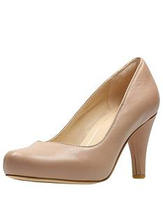26e34542d60c Clarks Dalia Rose Platform Court Shoe