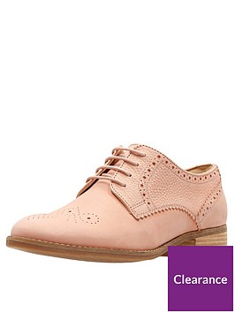 clarks-netley-rose-brogue-pink