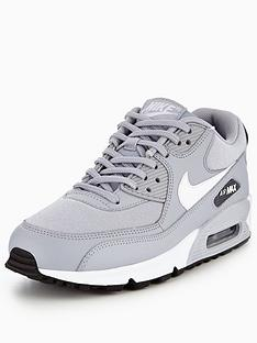 the latest 81ae8 76241 Nike Air Max 90 Essential - Light Grey