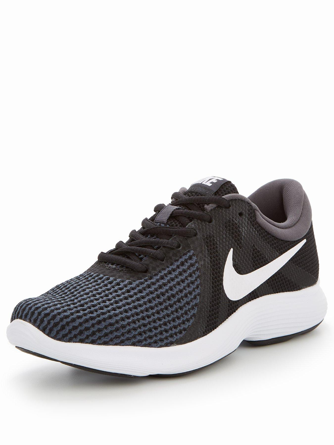 3110f20268 ... wholesale nike revolution 4 black white 8075e 7186c ...