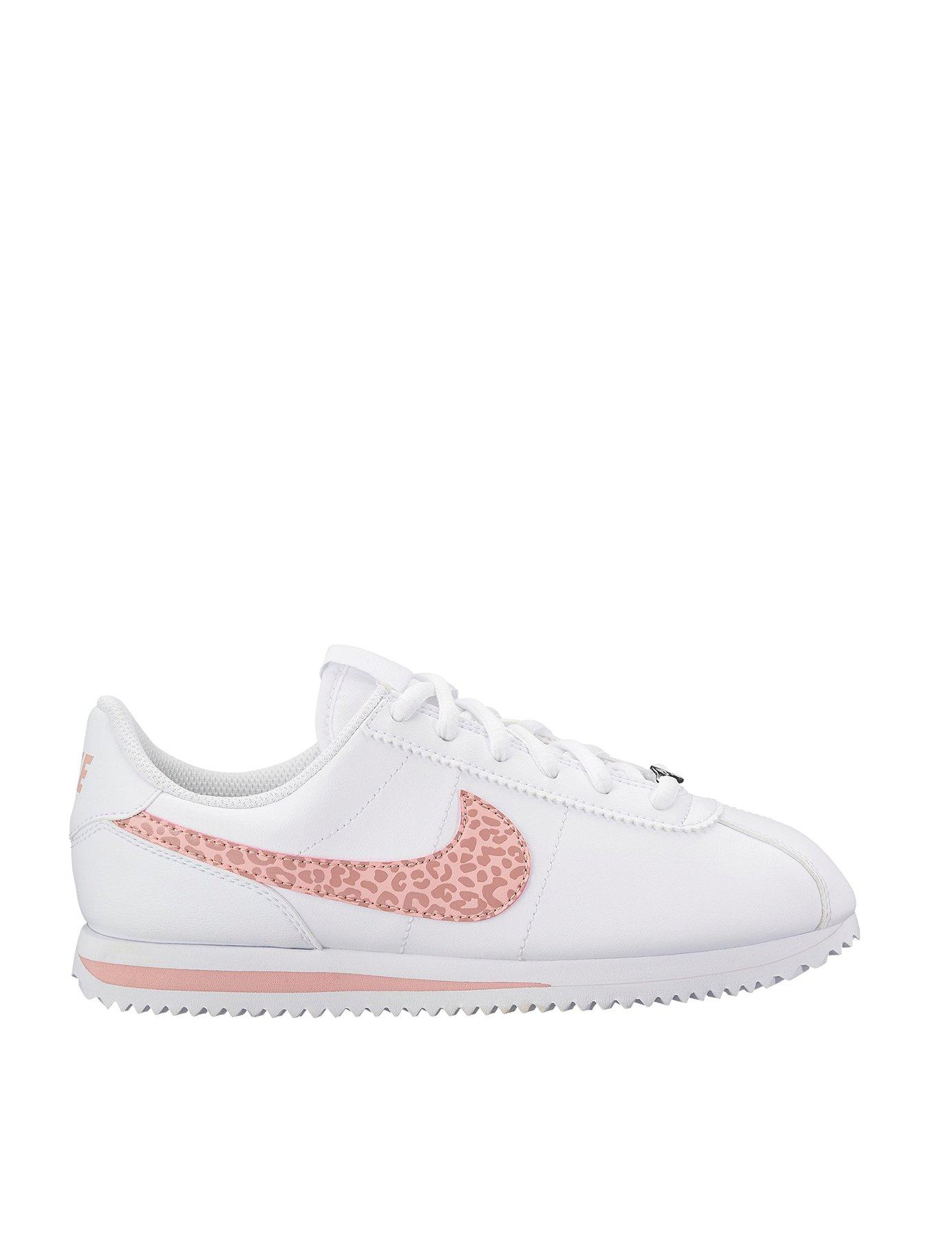 nike cortez junior trainers