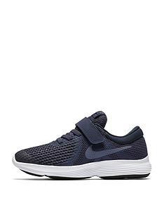 Nike Revolution 4 Childrens Trainer - Navy Grey 64dee49e23e3