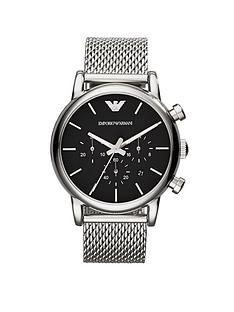 emporio-armani-stainless-steel-mesh-bracelet-gents-watch