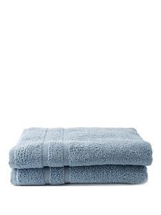silentnight-zero-twist-hand-towel-pair