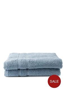 silentnight-set-of-2-zero-twist-bath-towels