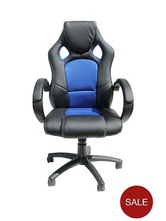 alphason-jensen-office-chair-blackblue