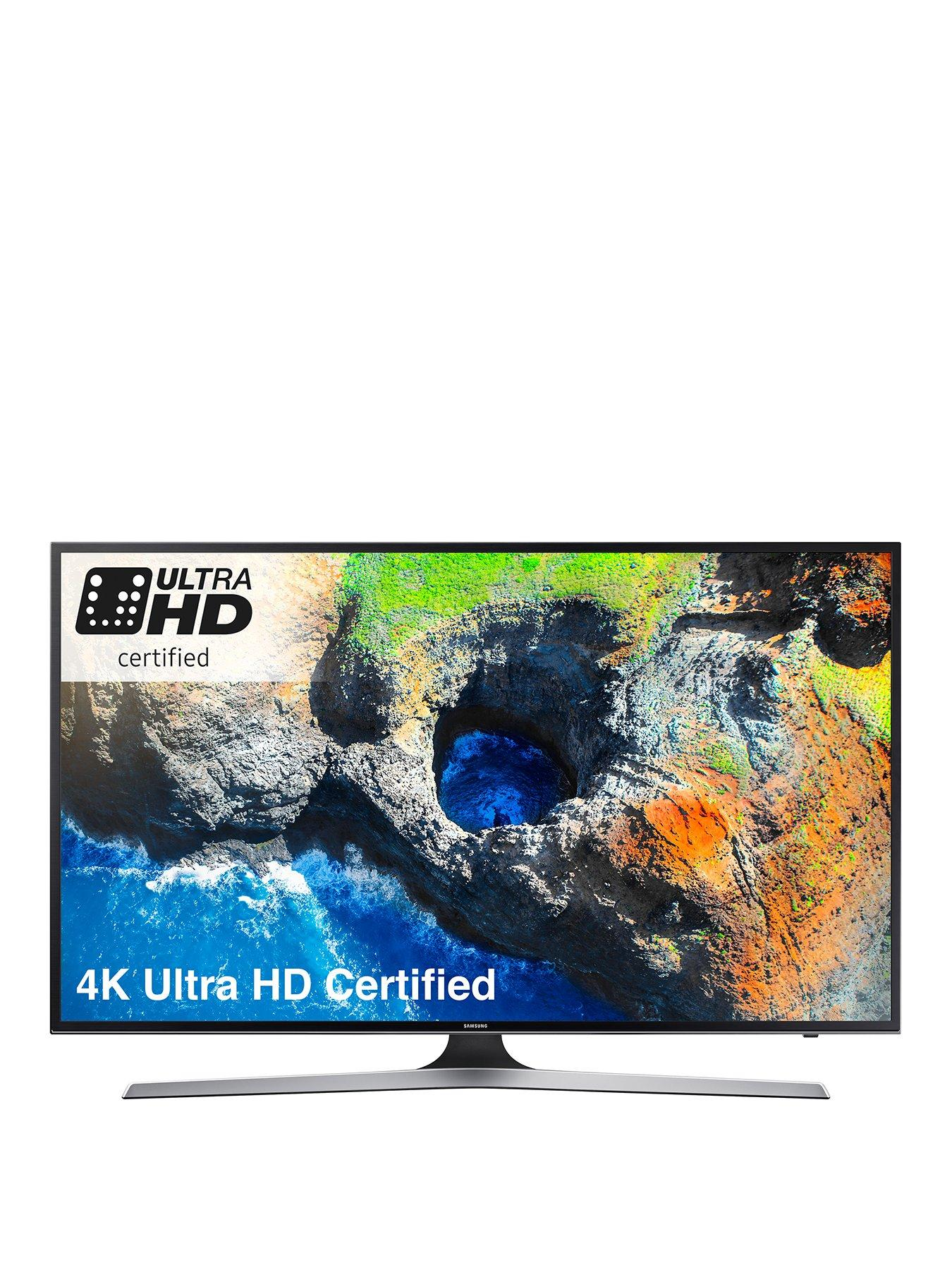 UE40MU6120KXXU 40 inch, 4K Ultra HD Certified, Smart TV
