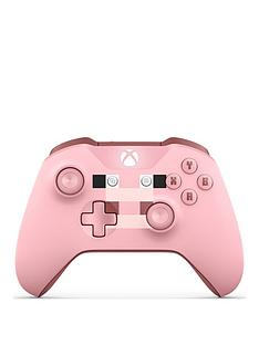 xbox-one-wireless-controller-minecraft-pig