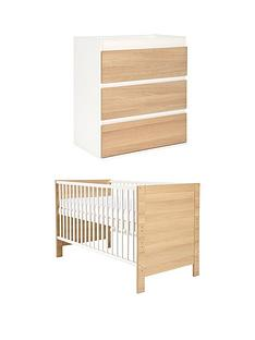 mamas-papas-mamas-amp-papas-cooper-cot-bed-and-dresser-changer