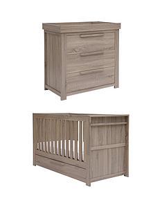 mamas-papas-mamas-papas-franklin-cot-bed-and-dresser-changer