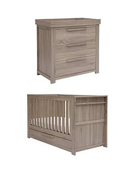 Mamas & Papas Mamas & Papas Franklin Cot Bed And Dresser Changer Picture