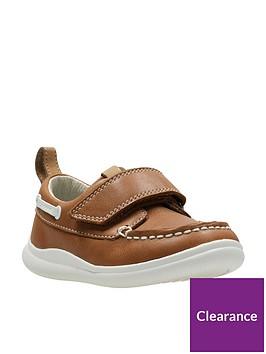 clarks-cloud-snap-first-shoe