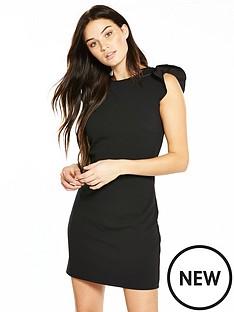 v-by-very-sleeveless-bow-frill-dress