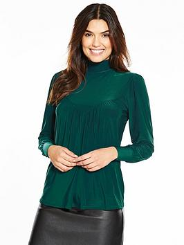 v-by-very-high-neck-long-sleeve-top