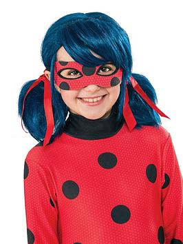 Very Miraculous Ladybug Wig Picture