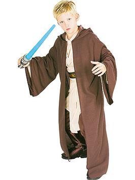 Star Wars Star Wars Deluxe Jedi Robe &Ndash; Child Costume Picture