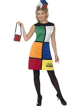 Very  Ladies Rubik'S Cube Dress