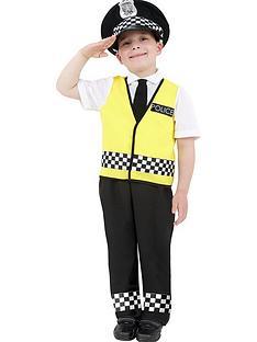 child-policeman-costume