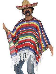 adult-mexican-poncho