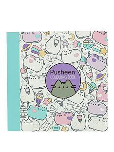 pusheen-colouring-book