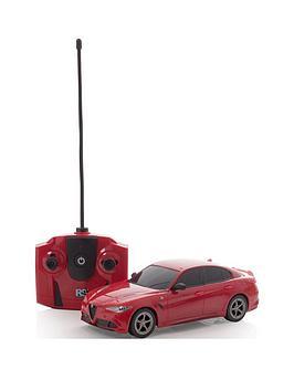 124-scale-alpha-romeo-red-remote-control-car