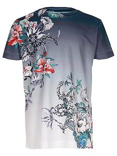 river-island-boys-blue-floral-snake-short-sleeve-t-shirt