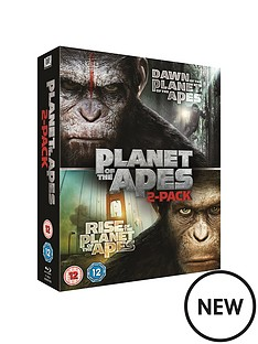 dawn-of-the-planet-of-the-apes-amp-rise-of-the-planet-of-the-apes-blu-ray-collection