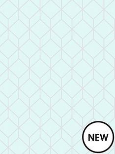 superfresco-easy-myrtle-geo-duck-egg-wallpaper