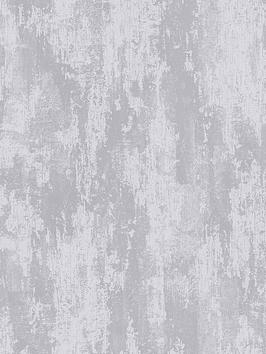 boutique-industrial-texture-silver-wallpaper