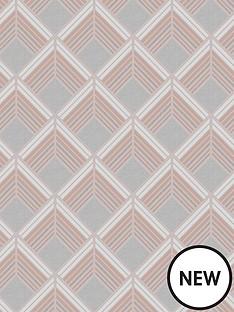 boutique-trifina-geo-rose-gold-wallpaper