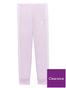 adidas-originals-adicolor-childrens-superstar-track-pant-pinkwhitenbsp