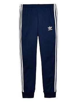 adidas-originals-adicolor-childrens-superstar-track-pant-navynbsp