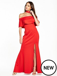 coast-nica-chocker-maxi-dress