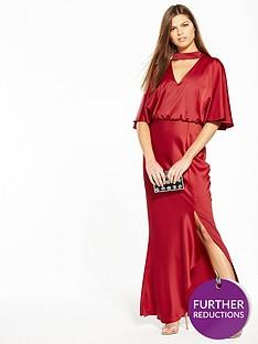 coast-kris-dress-red