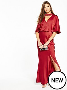 coast-kris-dress-red