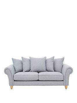 ideal-home-ashurst-3-seater-fabric-sofa