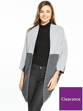 v-by-very-colour-block-cocoon-cardigan