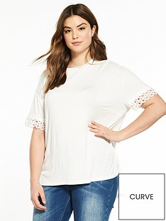 v-by-very-curve-lace-trim-essential-t-shirt