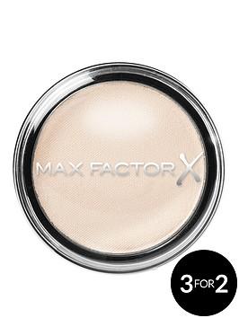 max-factor-wild-eyeshadow-pots