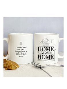 personalised-map-home-mug