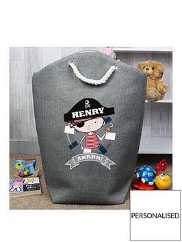 personalised-pirate-storage-bag