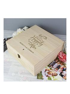 personalised-happily-ever-after-memories-box