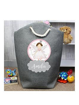 Very Personalised Fairy Storage Bag Picture