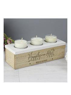 personalised-happily-ever-after-tealight-holder