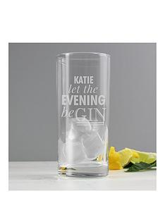 personalised-let-the-evening-be-gin-hi-ball-glass