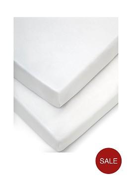 mamas-papas-pk-2-moses-fitted-sheets