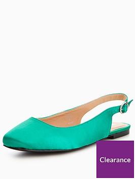 v-by-very-iris-square-toe-flat-slingbacknbsp--green