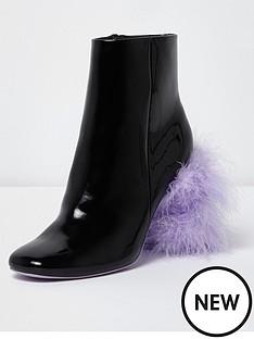 river-island-faux-fur-heel-boot