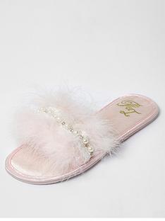 river-island-diamantenbspslider-slipper